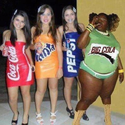 Big Cola representando | Los Gifs